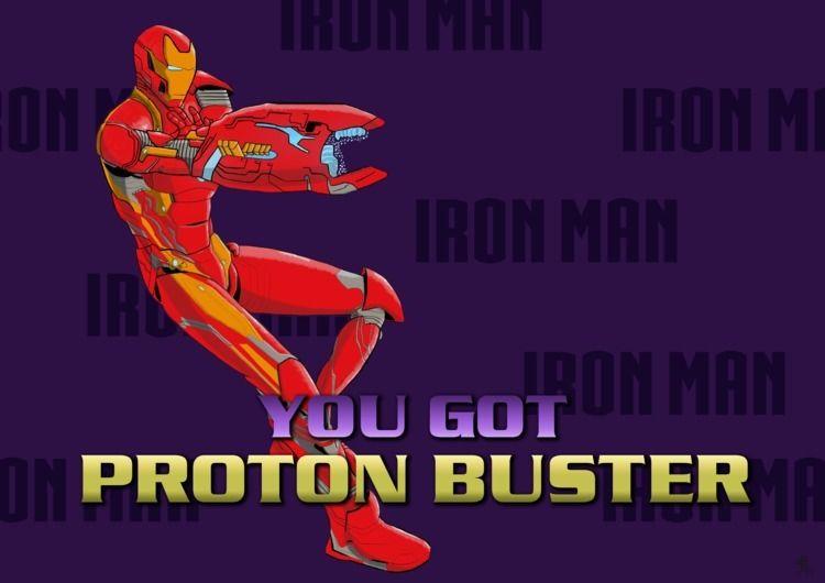 Iron Man digital illustration i - brunofm | ello
