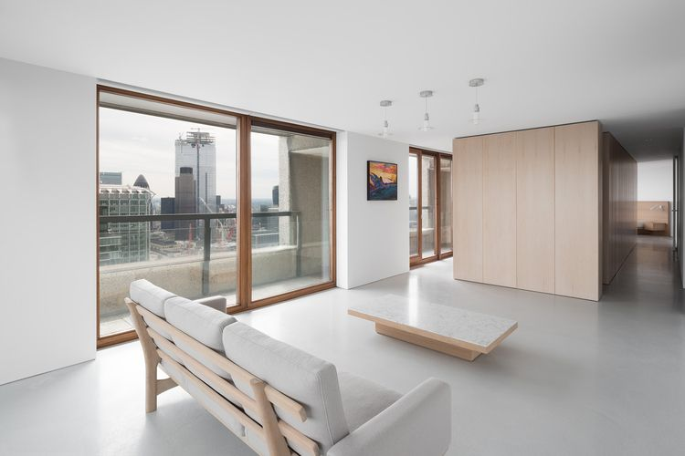 Barbican Apartment John Pawson  - minimalissimo | ello