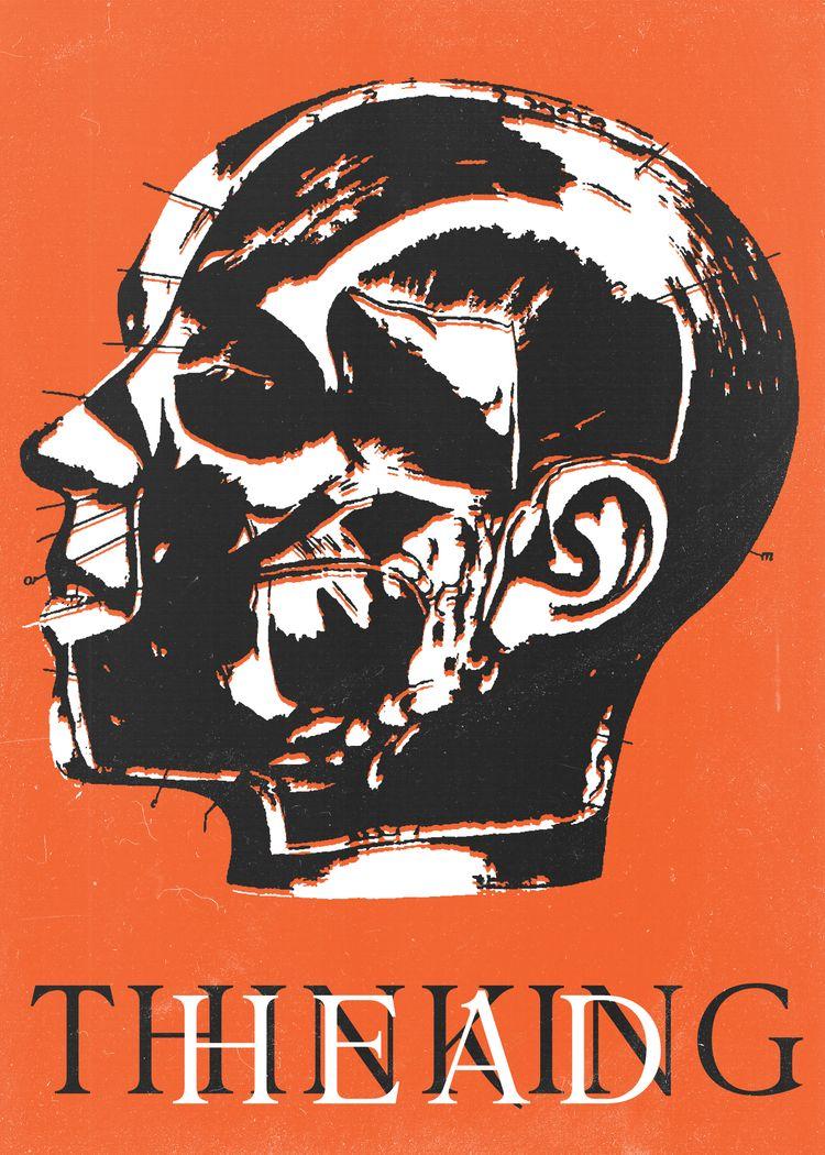 :gear:️🧠  - poster, posterdesign - rottwang | ello