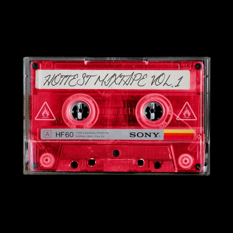 Cassette tape mockup Download → - tuomodesign   ello