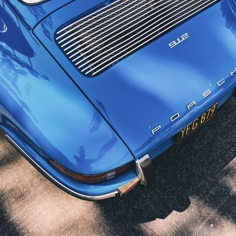The Art of Porsche Posts