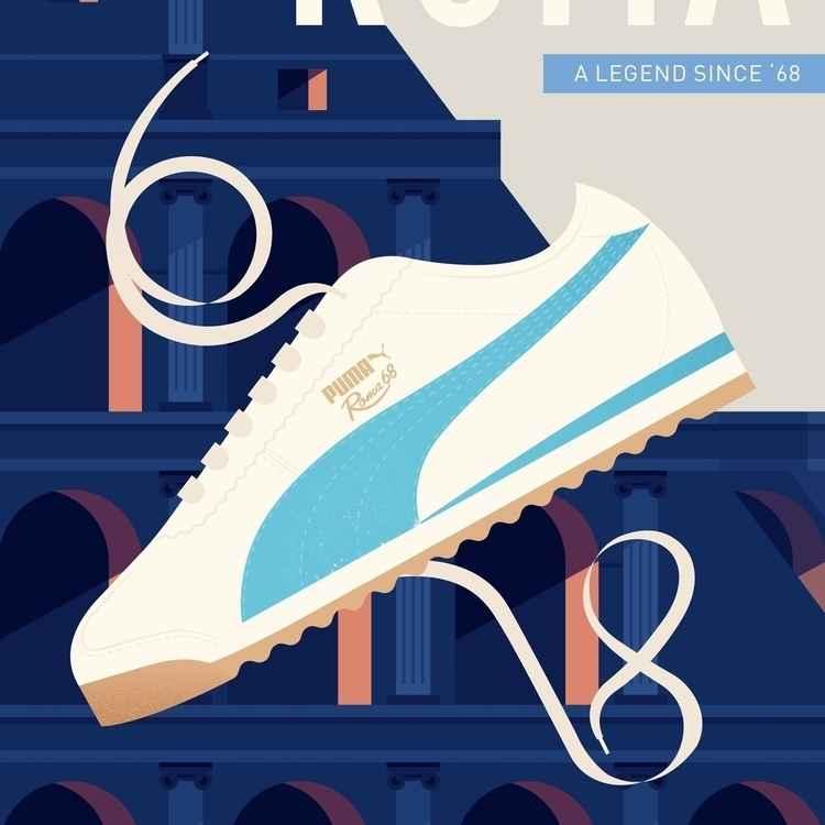 ROMA Shoe for Puma