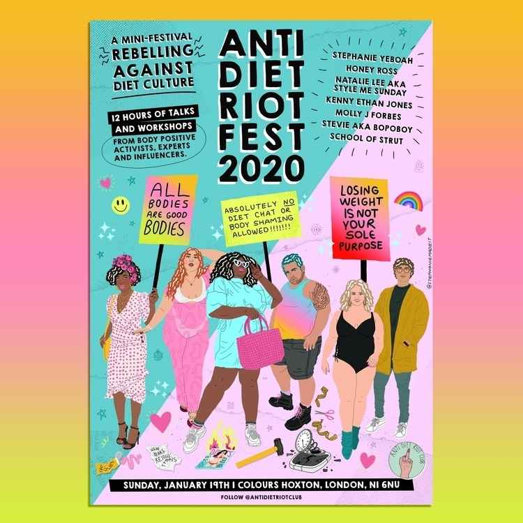 Anti Diet Riot Club