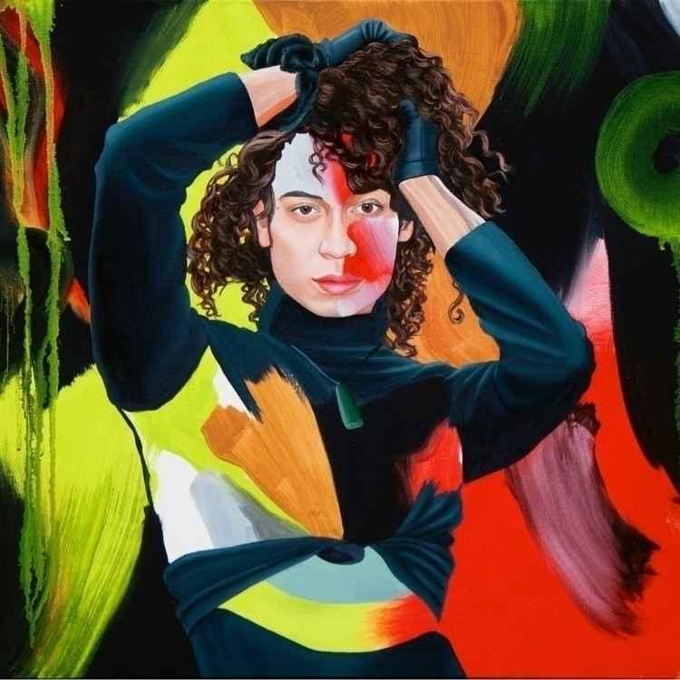 Artist Kim Leutwyler