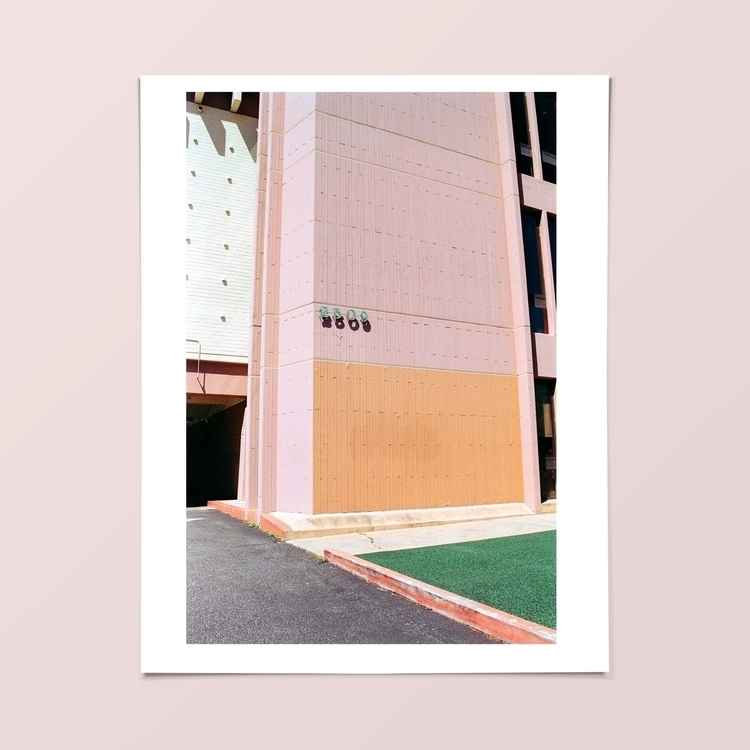Untitled (Pink Building Las Vegas)