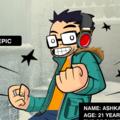 Ashkan (@ashkpunk) Avatar