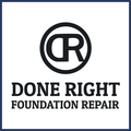 Done Right Foundation Repair (@donerightfoundation) Avatar