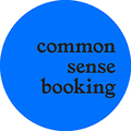 common sense booking (@commonsensebooking) Avatar