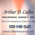 Arthur D. Calfee Insurance Agency, Inc. (@calfeeinsurance) Avatar