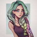 kiara (@rebelgirlboss) Avatar
