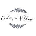 Cedar + Willow (@cedarandwillow) Avatar