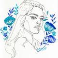 Kimberly Genest (@kimberlygenest) Avatar