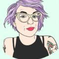 (@ladynobrow) Avatar