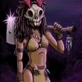 Holly Ward (@chromeflyart) Avatar