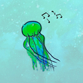 Singing Jellyfish (@singingjellyfish) Avatar