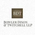 Bowler Dixon & Twitchell LLP (@bdtlawyers) Avatar