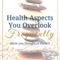 3 Health Aspects You Frequently Overlook (@healthaspects) Avatar