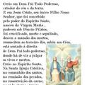 Oração  (@oracaodocredo) Avatar