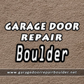 Garage Door Repair Boulder (@bouldergara) Avatar