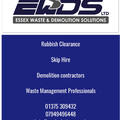 Essex Waste & Demolition Solutions (@ewd2019) Avatar