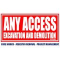 Any access Excavation and Demolition Pty Ltd (@anyaccessexcavation) Avatar