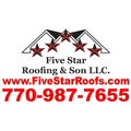 Five Star Roofing & Son LLC (@roofrepairga) Avatar