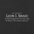 Law Offices of Leon J. Snaid (@leonsnaid) Avatar