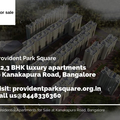 Provident Park Square (@providentparksquarebangalore1) Avatar