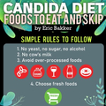 Candida Foods To Eat And Foods To Avoid (@ericbakker) Avatar