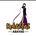 Mohabbat Abayas (@mohabbatabayas) Avatar