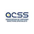Association of Certified Sanctions Specialists (@sanctionsassociation) Avatar