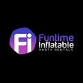 Funtime Inflatable Party Rentals (@funtimerocks) Avatar
