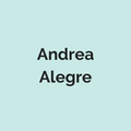 Andrea Alegre (@andreaalegre) Avatar