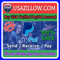 Buy USA Verified PayPal Accounts (@usazillowkgjh) Avatar