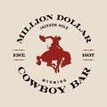 Million Dollar Cowboy Bar (@milliondollarjackson) Avatar