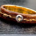 Wood Wedding Bands (@woodringbands) Avatar