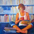 Livros/Literatura - criação e edição: Silvana Guimarães (@delivroemlivro) Avatar
