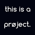 (@thisisaproject) Avatar