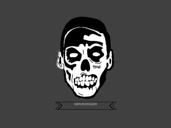 Marcus Conan (@gravedigger) Cover Image