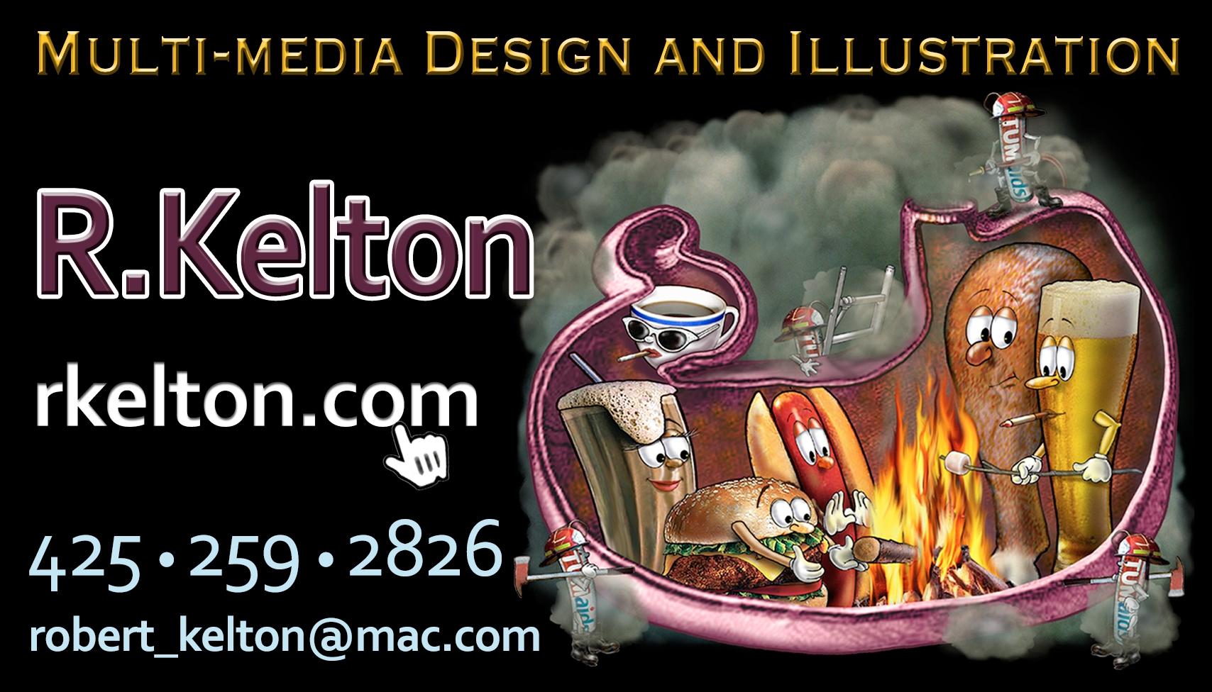 Robert Kelton (@myster-e-bob) Cover Image