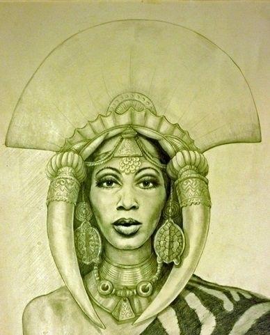 The Queen (@queenofsheba) Cover Image