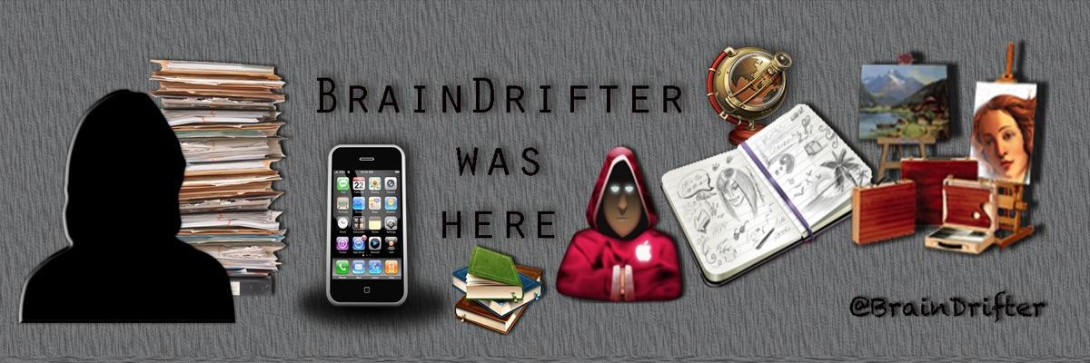 BrainDrifter (@braindrifter) Cover Image