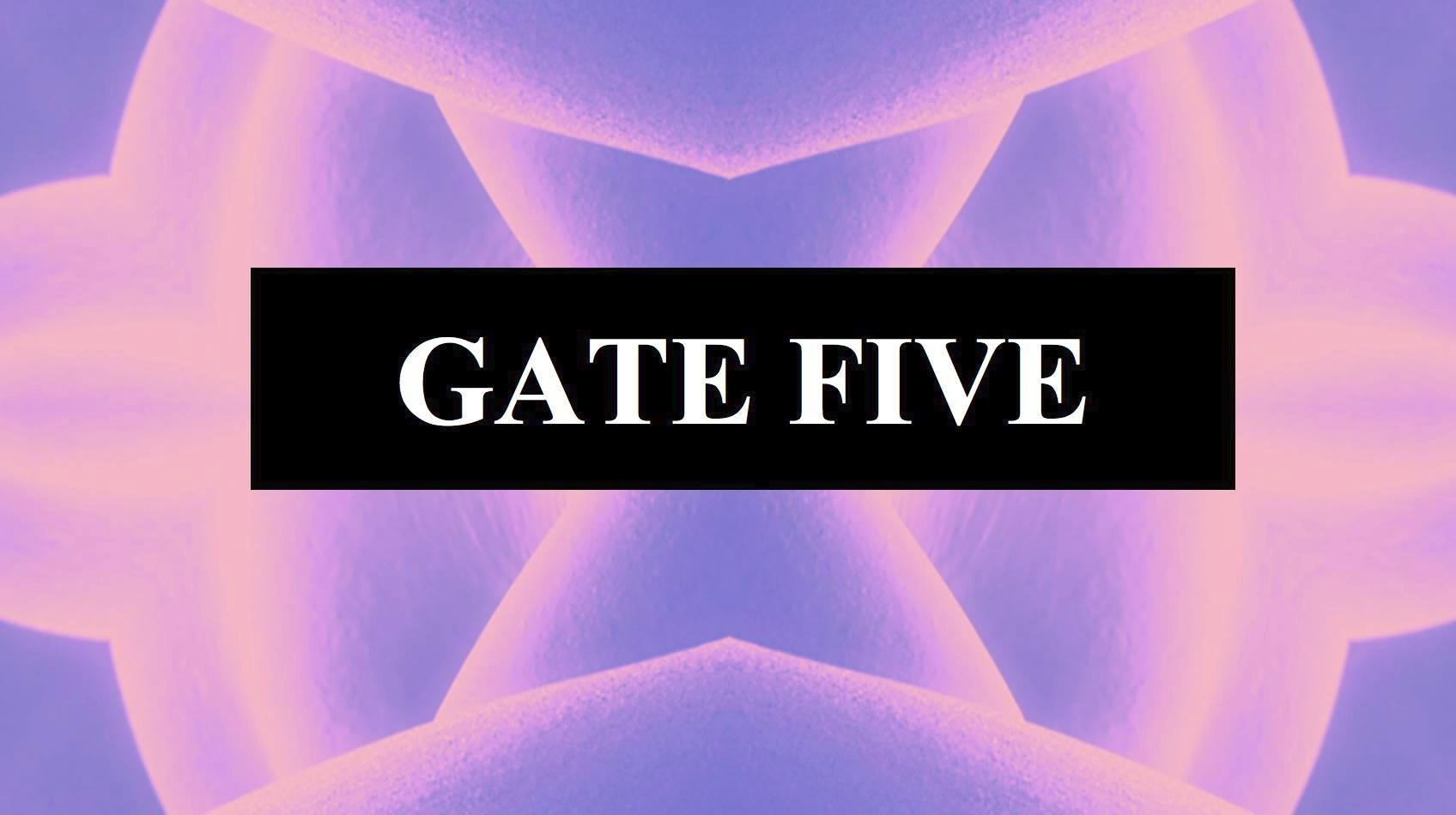 Gate Five (@isaacd) Cover Image