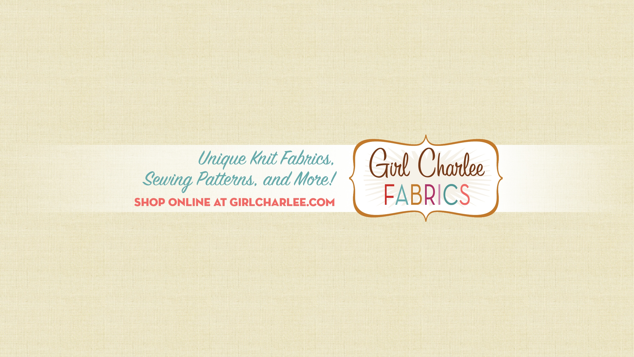 Girl Charlee Fabrics (@girlcharlee) Cover Image