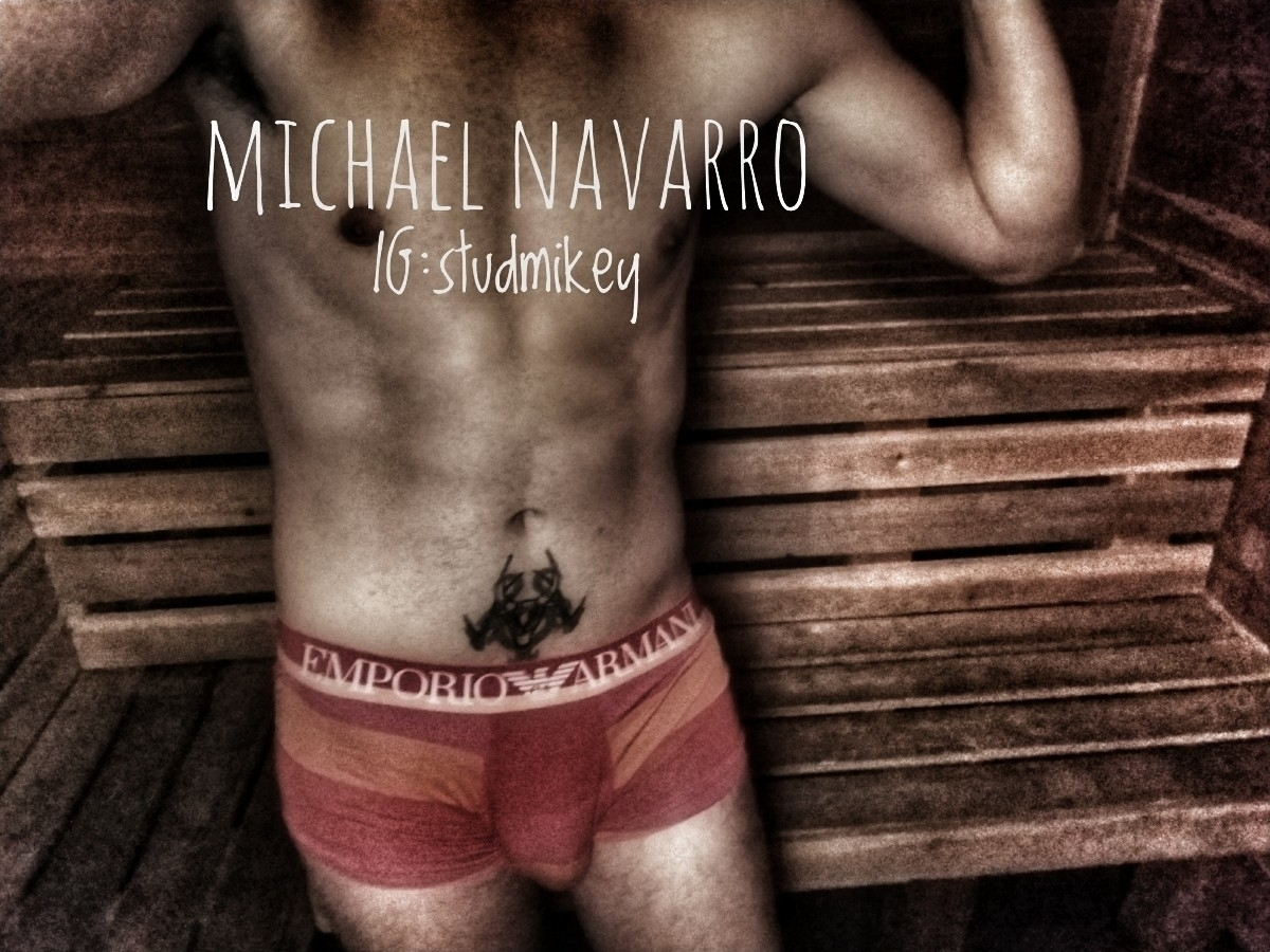 mike (@armynavarro) Cover Image