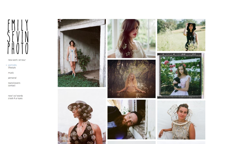 Emily Sevin (@emilysevinphoto) Cover Image