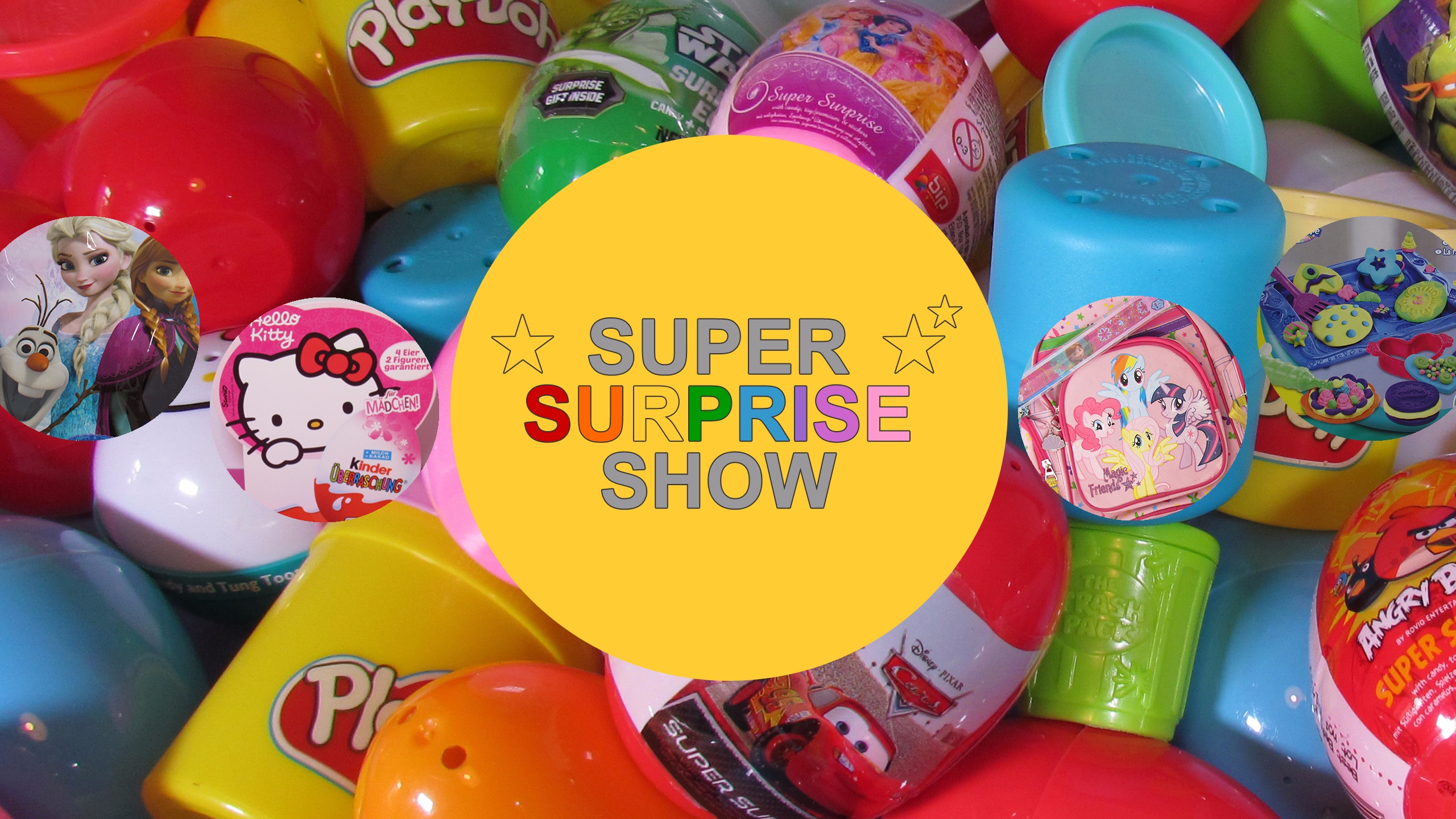 Super Surprise  (@supersurpriseshow) Cover Image