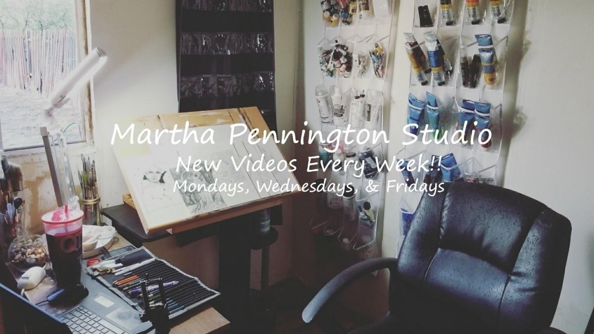 Martha Pennington (@marthapart) Cover Image