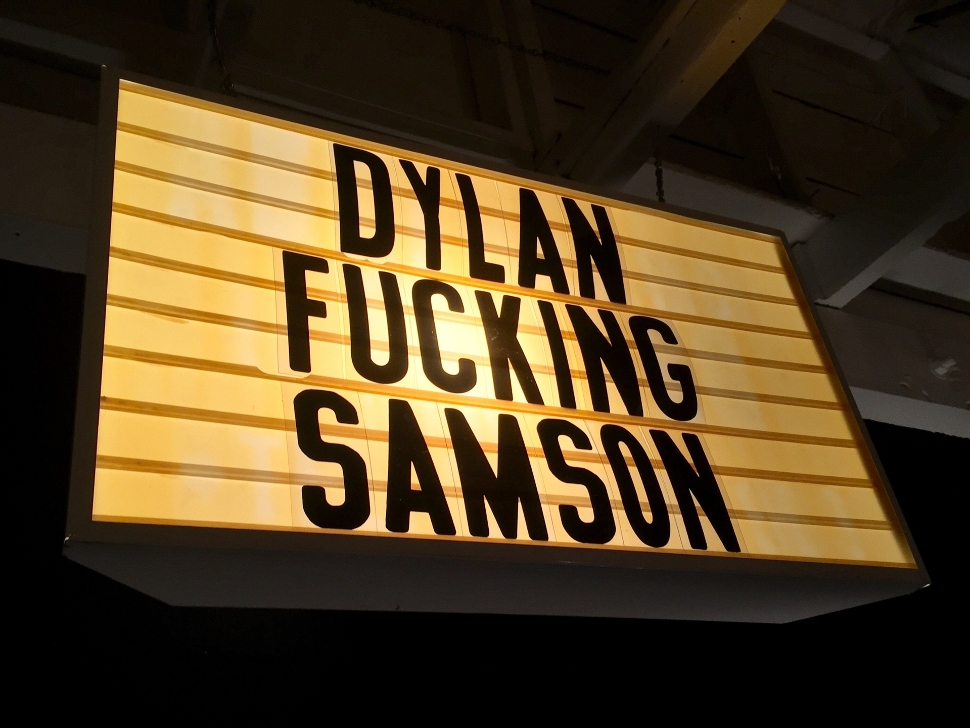 Dylan Samson (@dylansamson) Cover Image