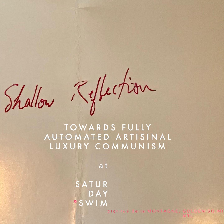 SATUR DAY SWIM° [Sverre Norfliet] (@calvinisthobbes) Cover Image